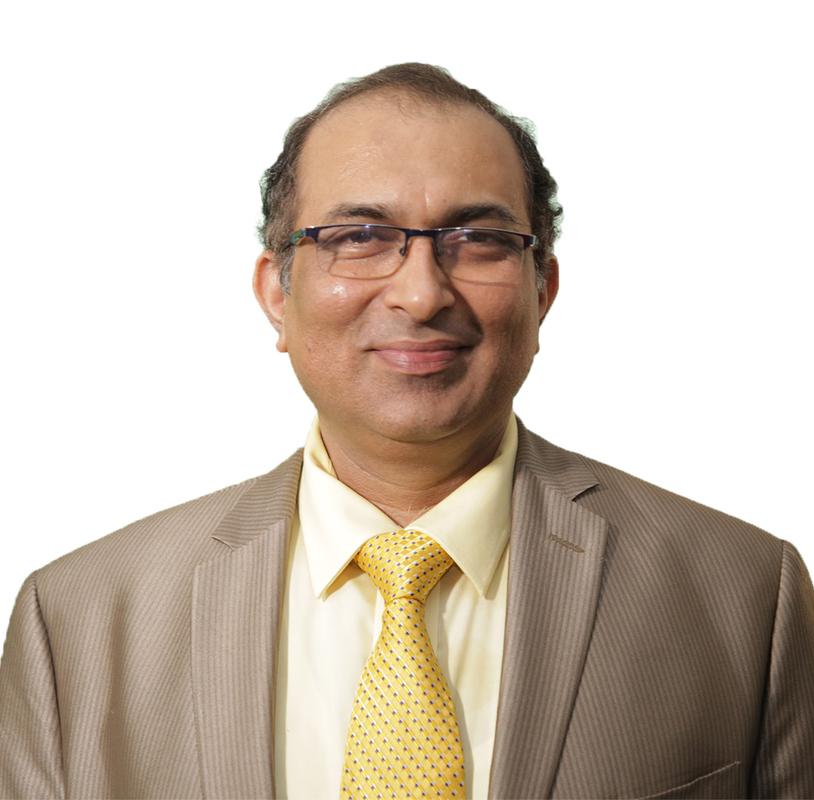 Dr Rakesh Sahay