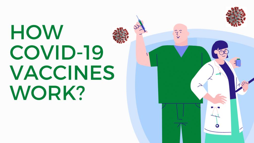 How Covid-19 Vaccines Work? - IDEA clinics