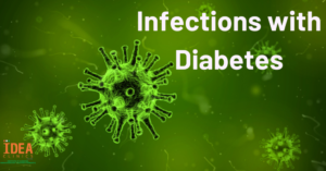 Types of Infections in people with Diabetes - IDEA clinics