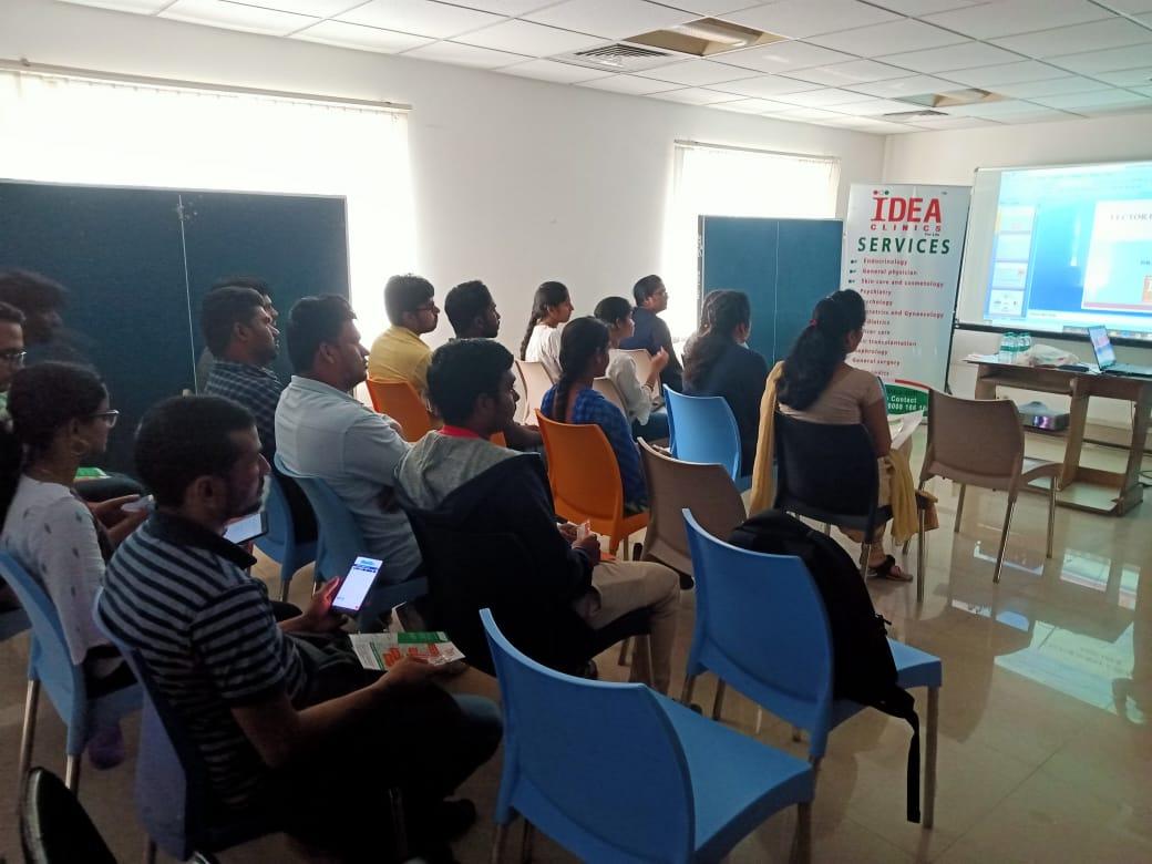 Corporate Talks at Mouritech IT Park-3
