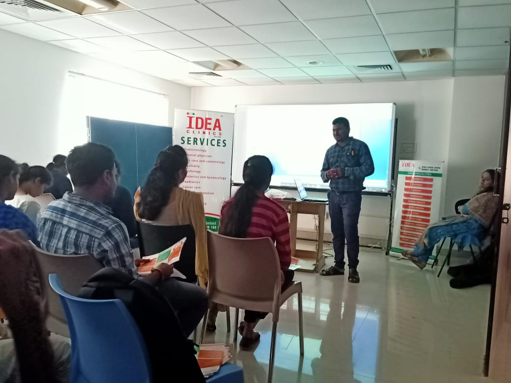 Corporate Talks at Mouritech IT Park-5