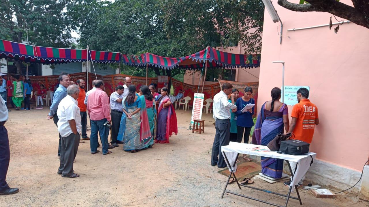Health Camp (Rajendra Nagar)-1